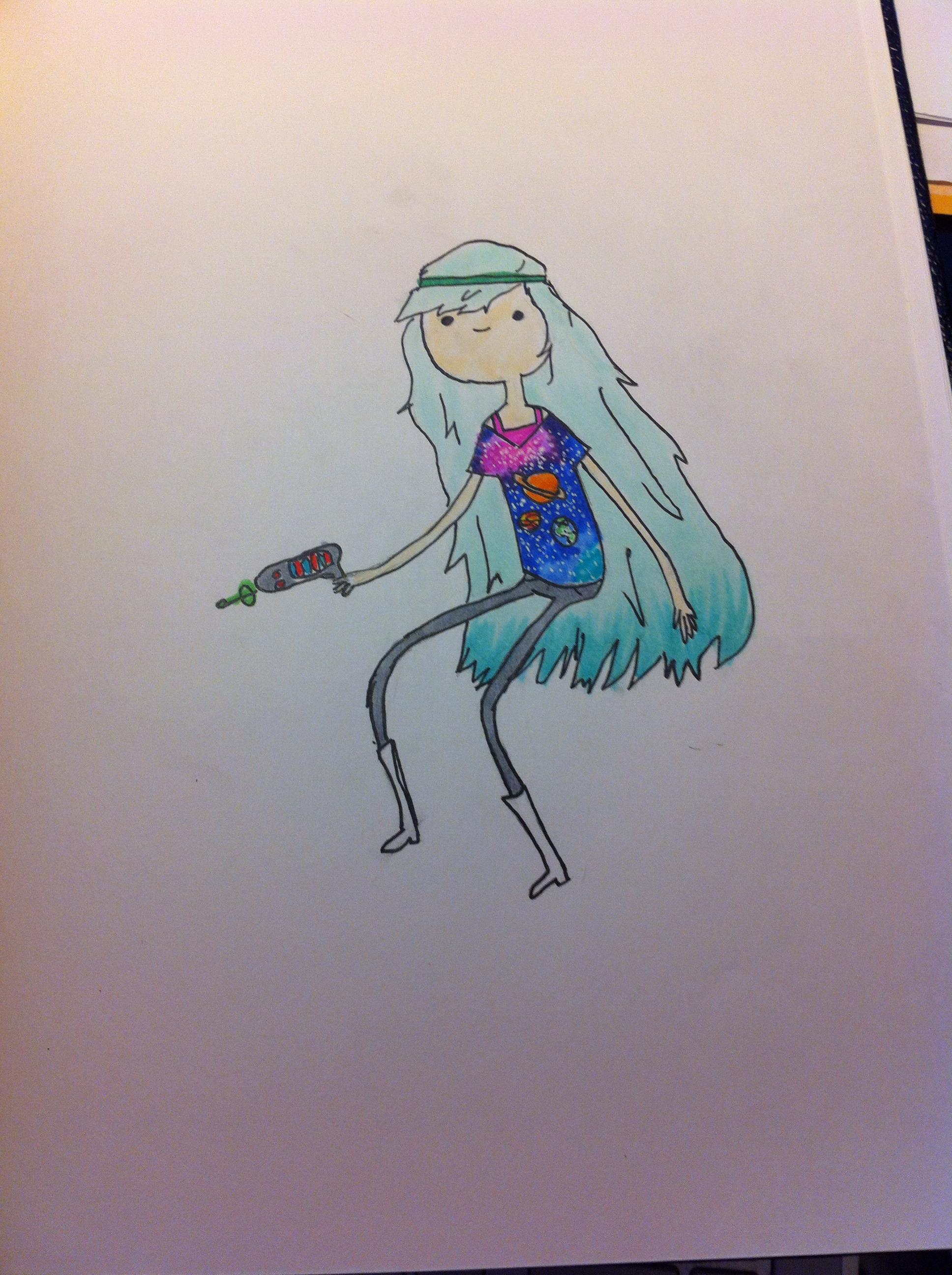 Adventure Time Style Cartoons