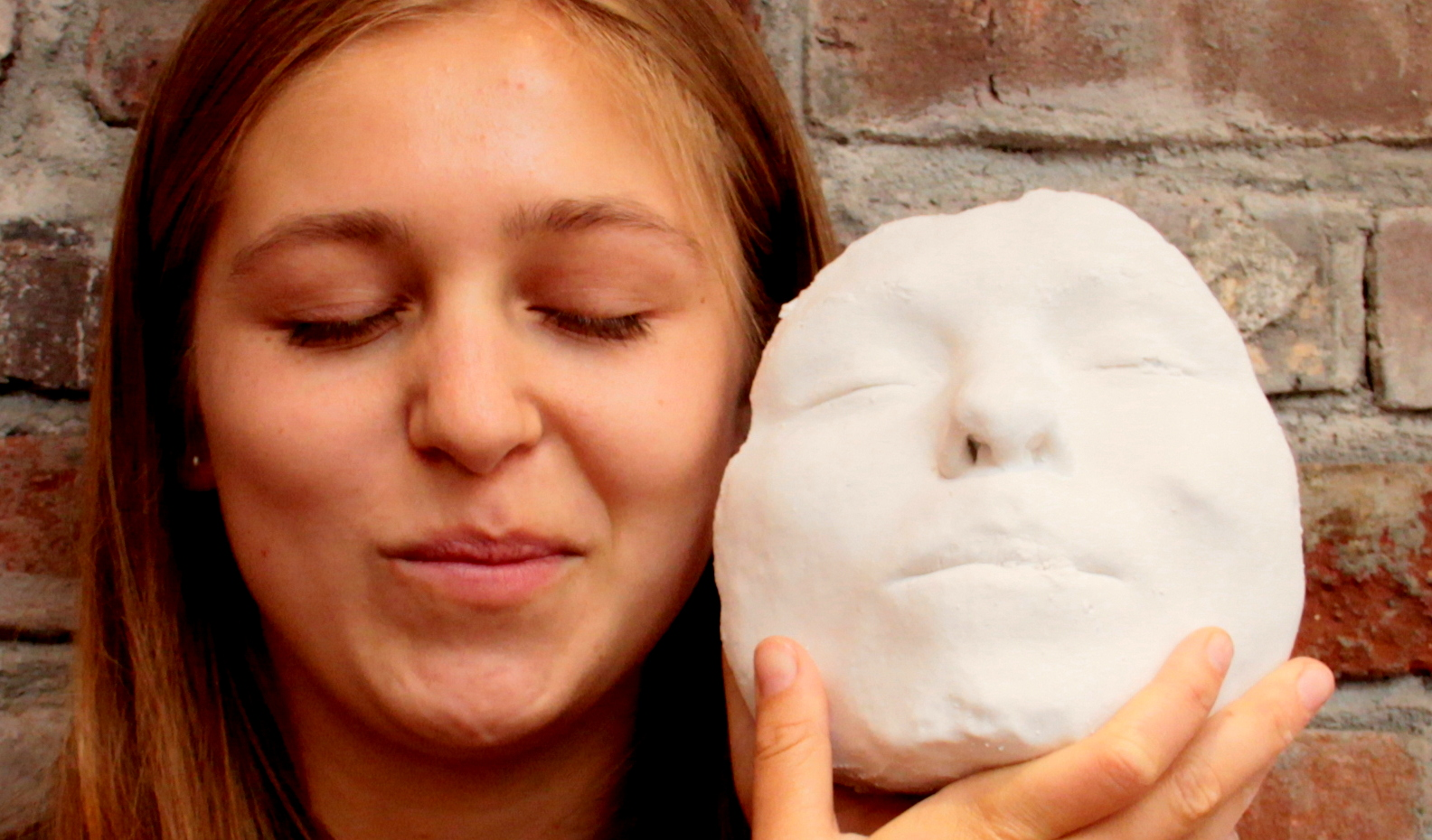 Plaster Face Cast
