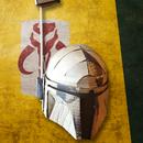 Boba Fett Cardboard Helmet