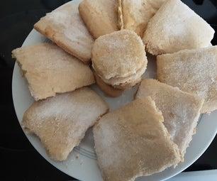 Vanilla Biscuits (dairy Free)