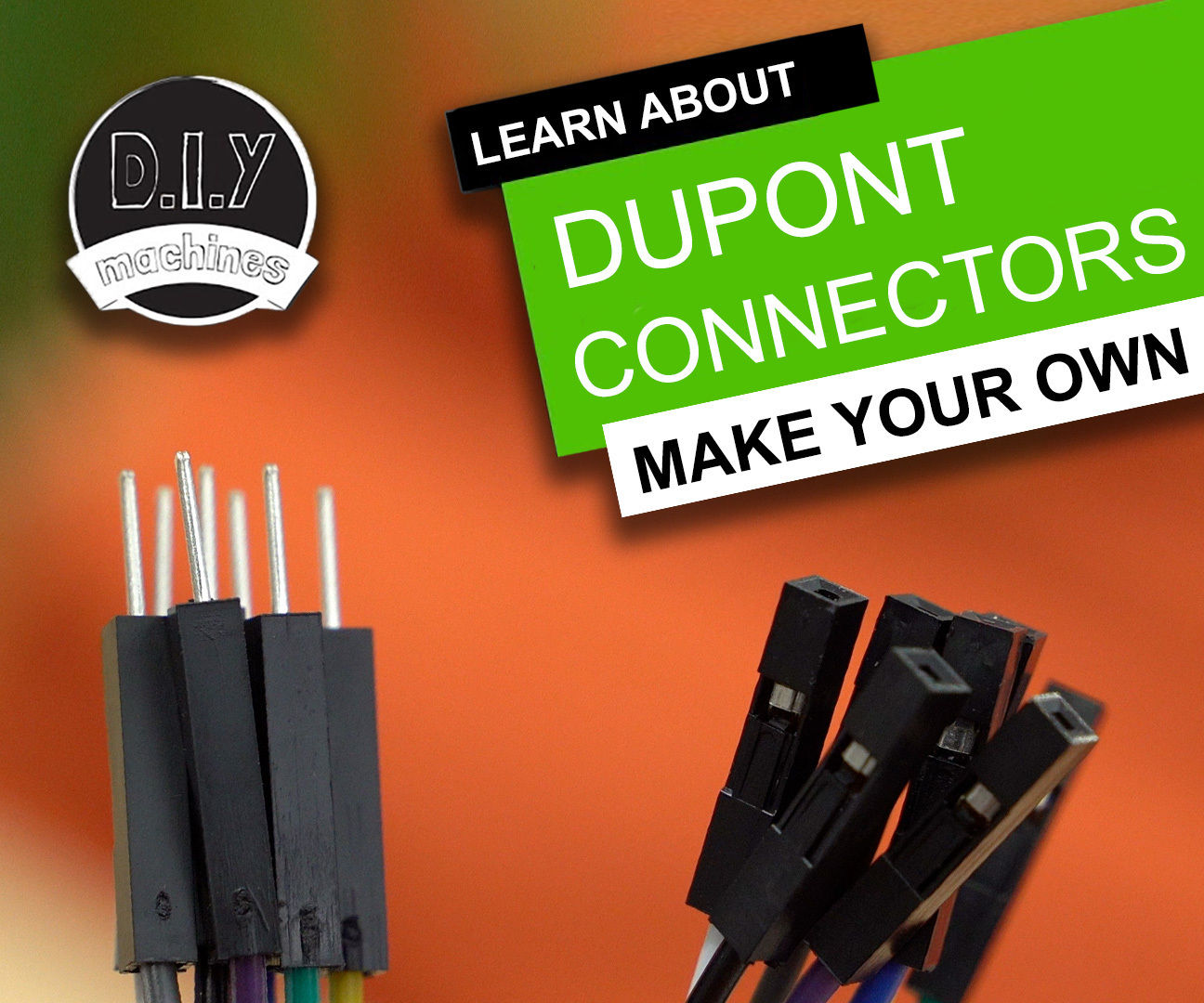 Crimping Dupont Connectors