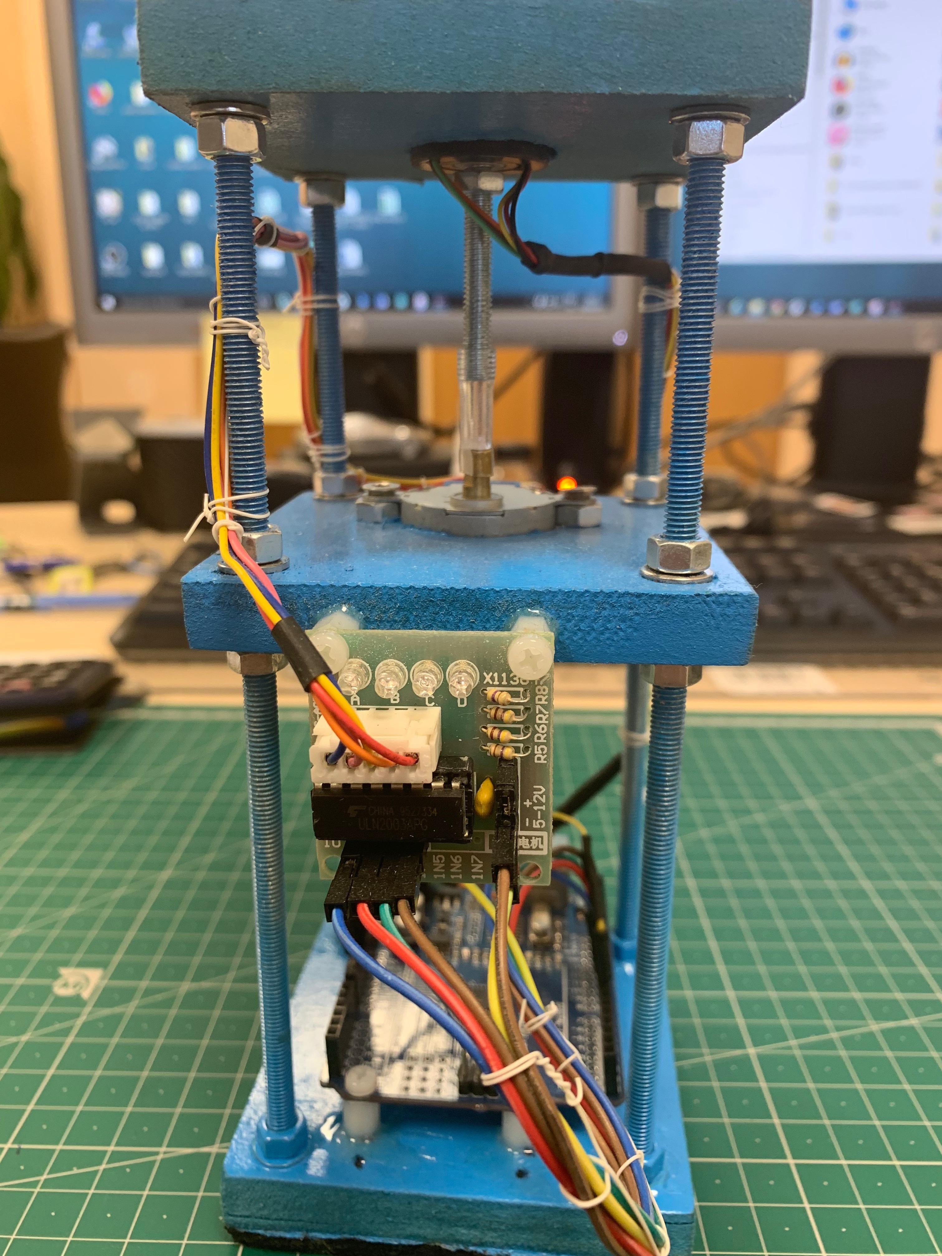 DIY 360 Degree SODAR Device