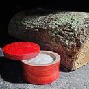 从原木到盐窖-用红色夏比记号笔给木头着色