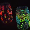 Glow in the Dark Jars