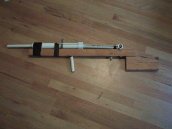 The Potato Piston Rifle