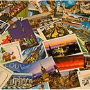 How to Use Postcards for Home Decoration
