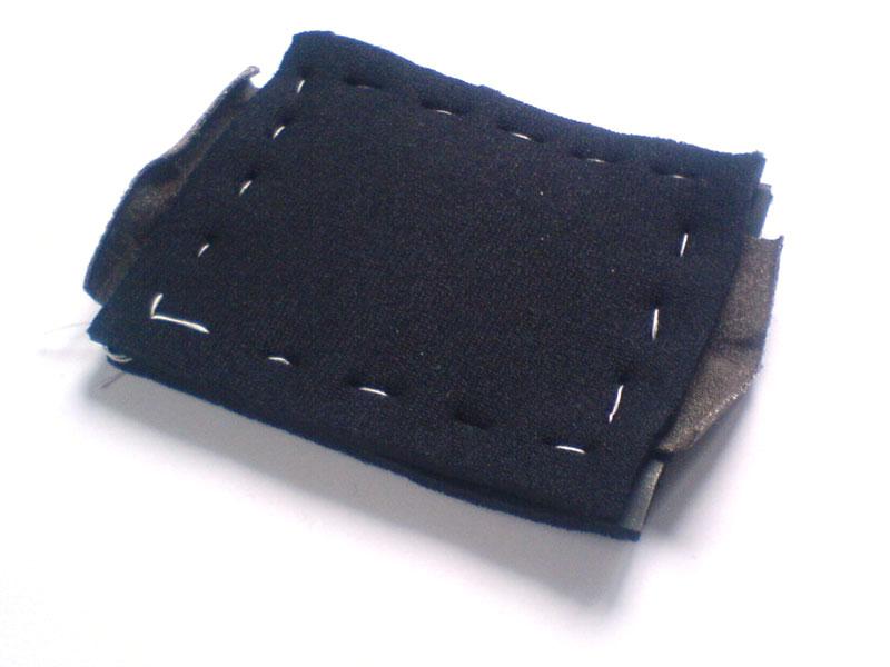 Flexible Fabric Pressure Sensor