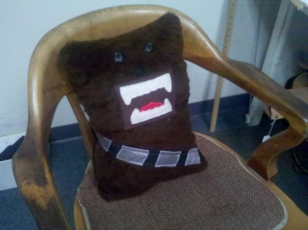 How to Get Wookie Hugs (aka Make a Wookie Pillow)