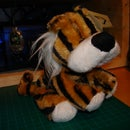 Valentine Tiger: Show Some Love!