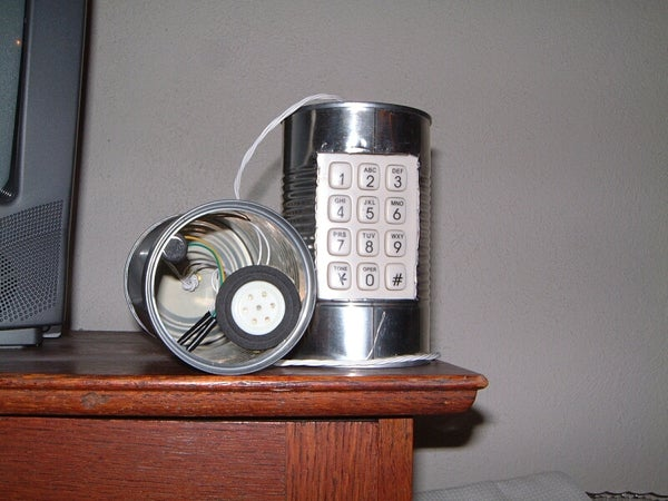 The Can Phone