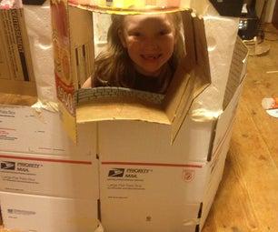 Build a Saturday Space Ship