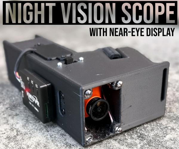 Night Vision Scope/Camera