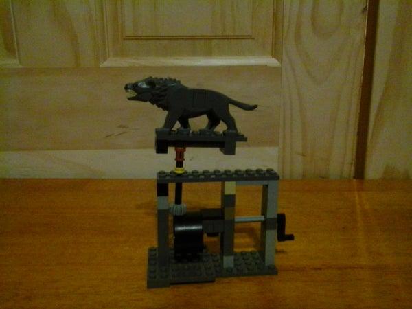 Basic Lego Automaton