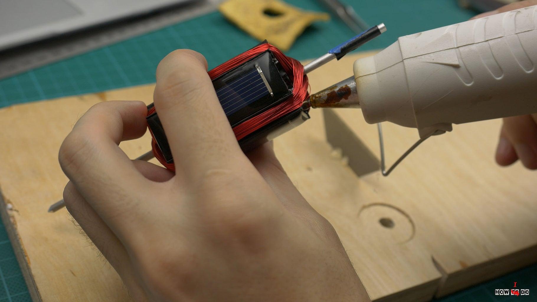 Balancing the Rotor