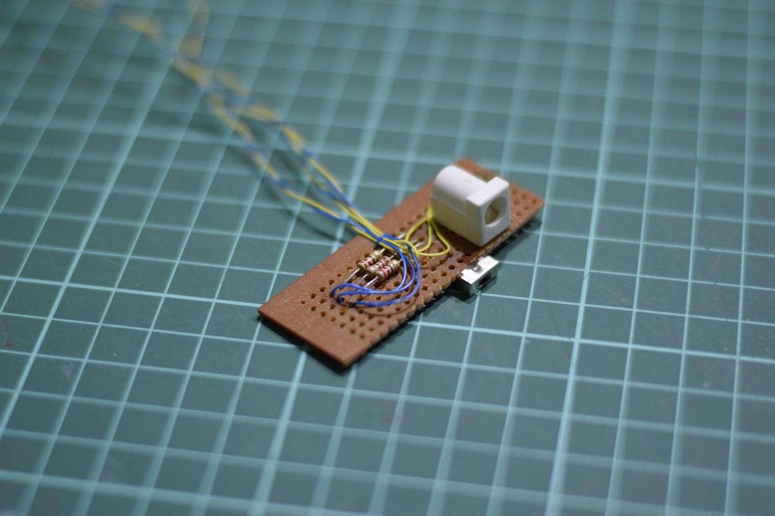 Electronics Preperation