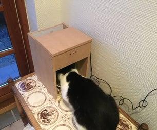 Automatic Pet/Cat Feeder