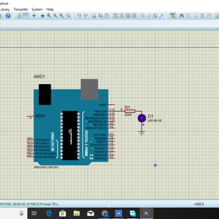 How to Simulate Arduino in Proteus