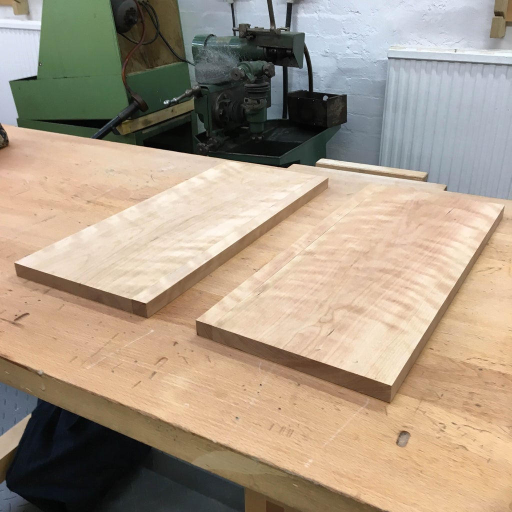 Timber Preperation (optional)
