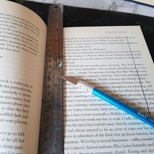 Cutting the Book