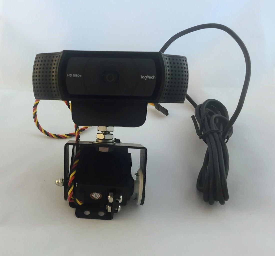 Servo and Camera