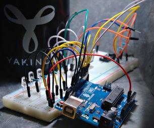 Finite State Machine on an Arduino
