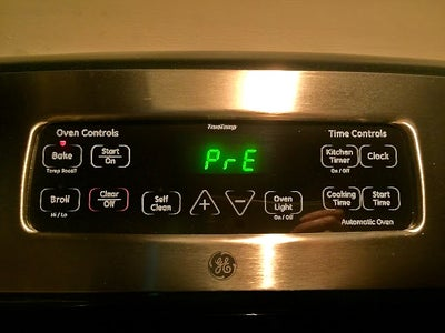 Toasting Pecans: