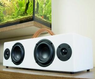 便携式蓝牙音箱|MKBOOM DIY套件