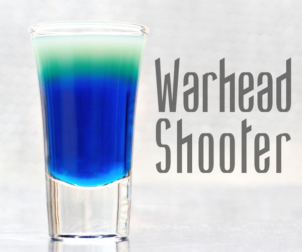 Warhead Sour Candy Shooter