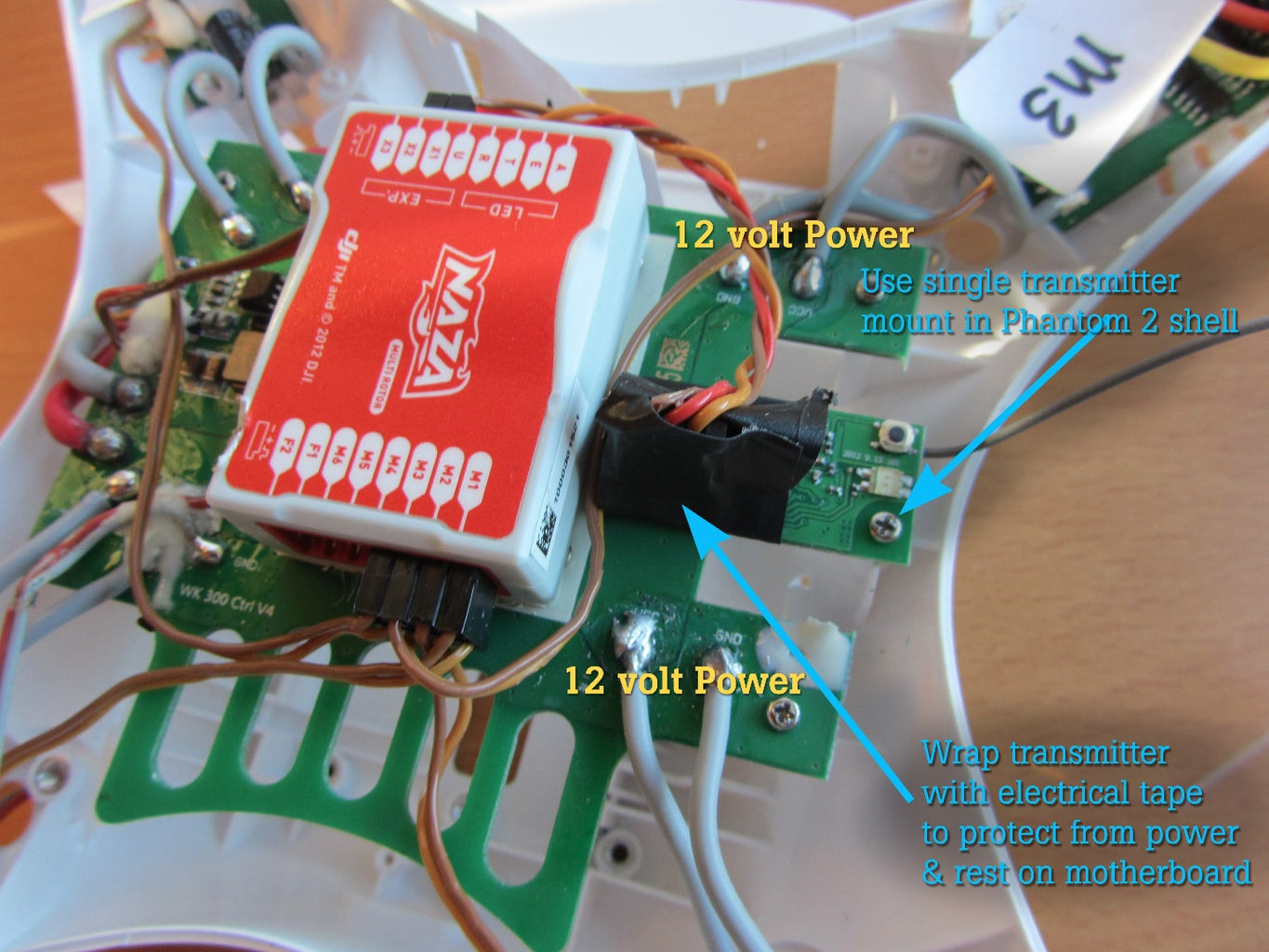 Attaching the Antenna – IMPORTANT