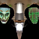Face Changing Projection Mask - Be Anything