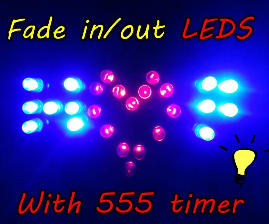 How to make a beating heart with LEDs