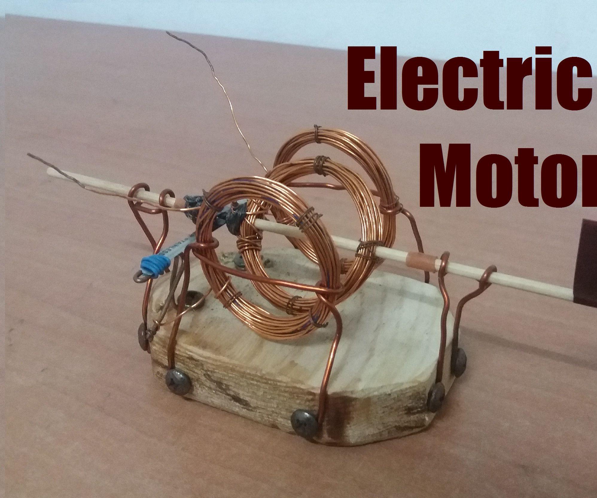 Electric Motor open fram
