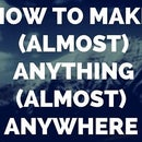 """The Making of 3Z Arctic Imaginary City Model Kit (1:200 Scale) """"How to Make Almost Anything Almost Anywhere"""""""