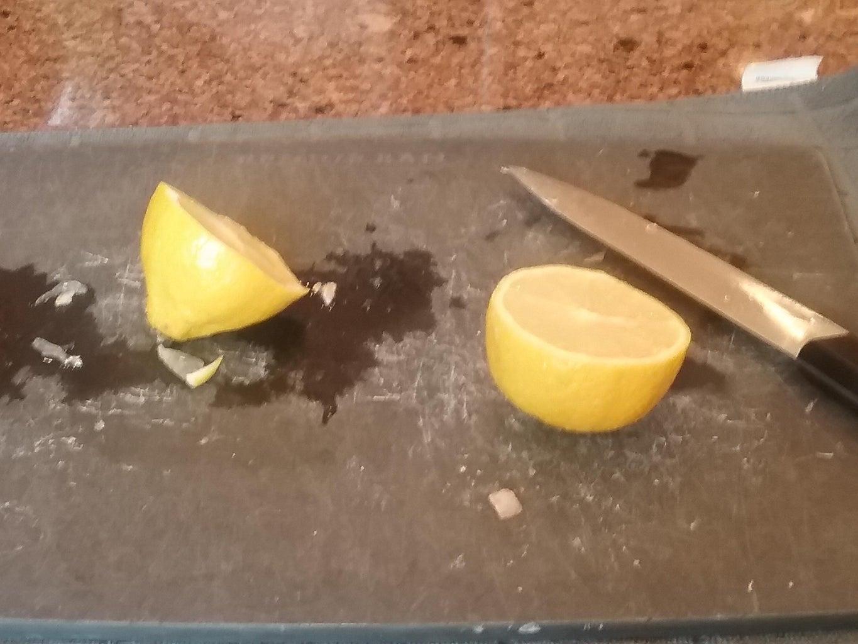 Cutting Onions/Lemons