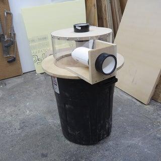 Cyclone Dust Separator
