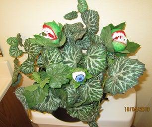 2013 Halloween Mutant Plant