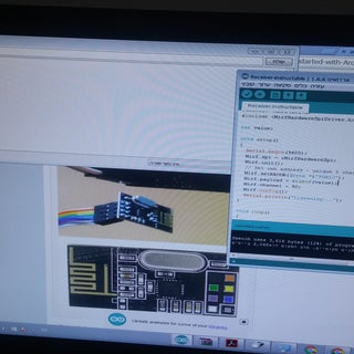 Getting Started With Arduino - Nordic NRF24L01 Radios
