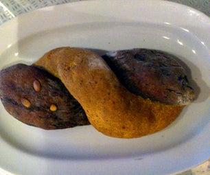 Double Carrots Bread