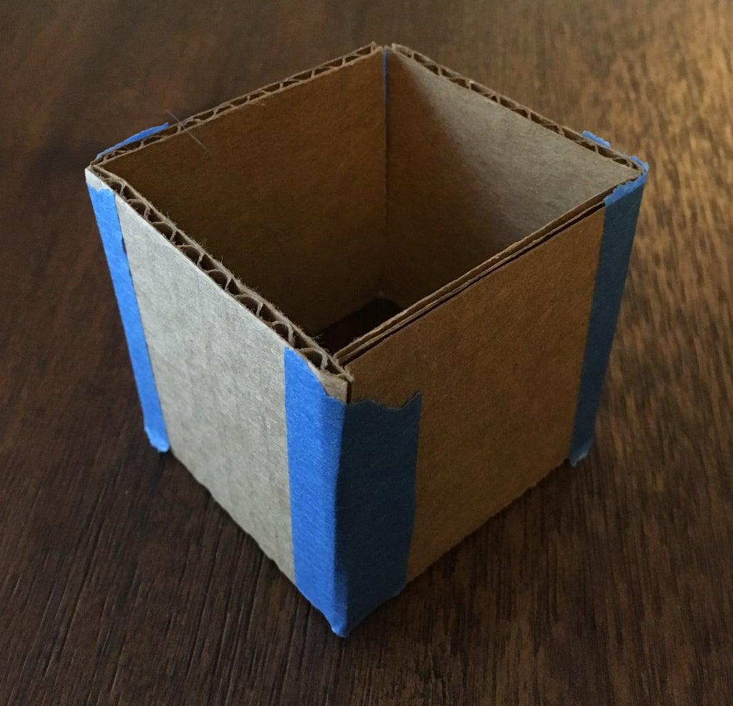 Create Paper and Cardboard Model