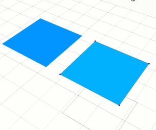 SelfCAD Connect Surface With Edge and Vertex