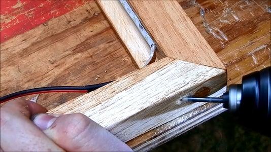 Installing the LEDs