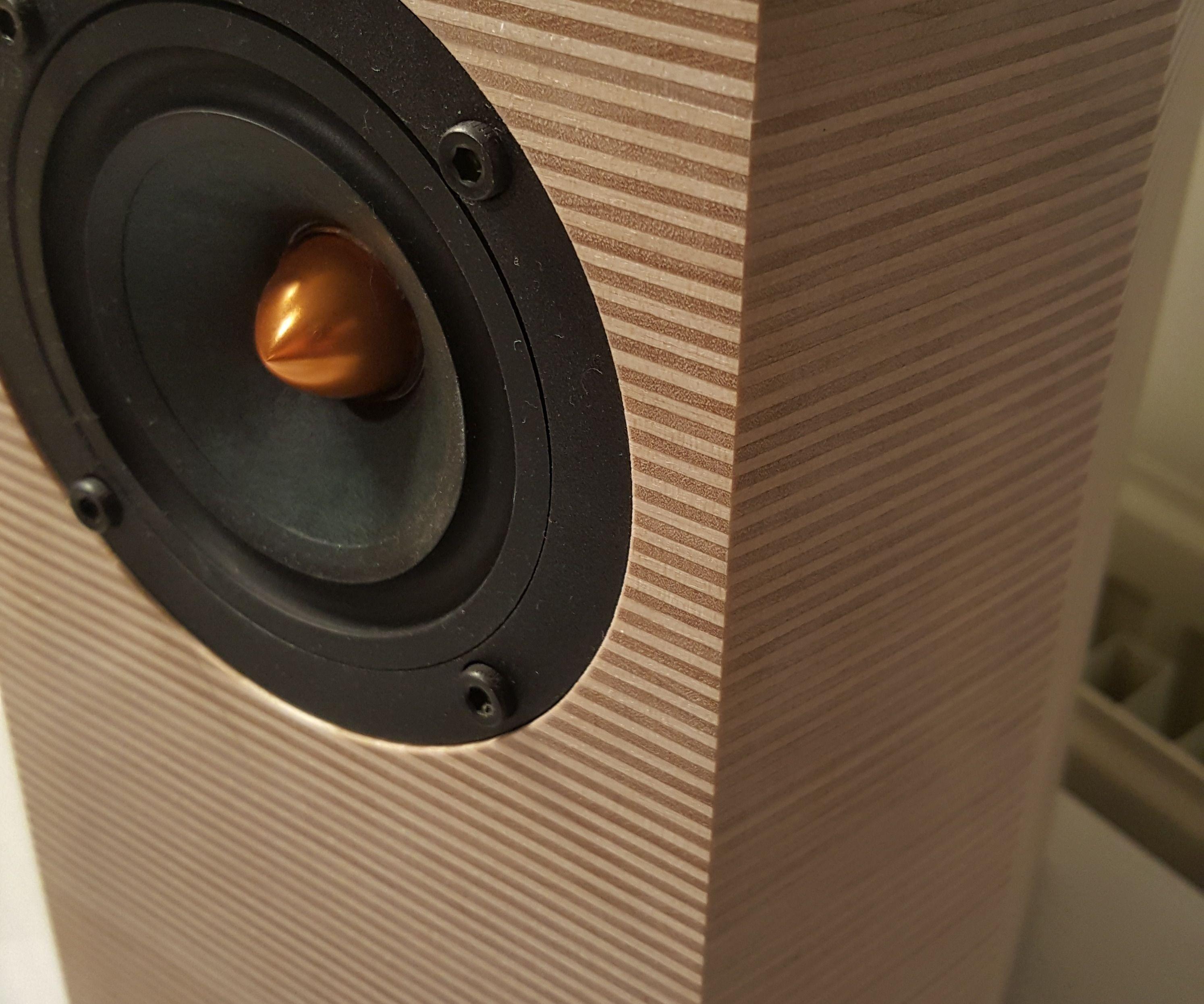LK Audio Mini Monitor speakers (bookshelf)