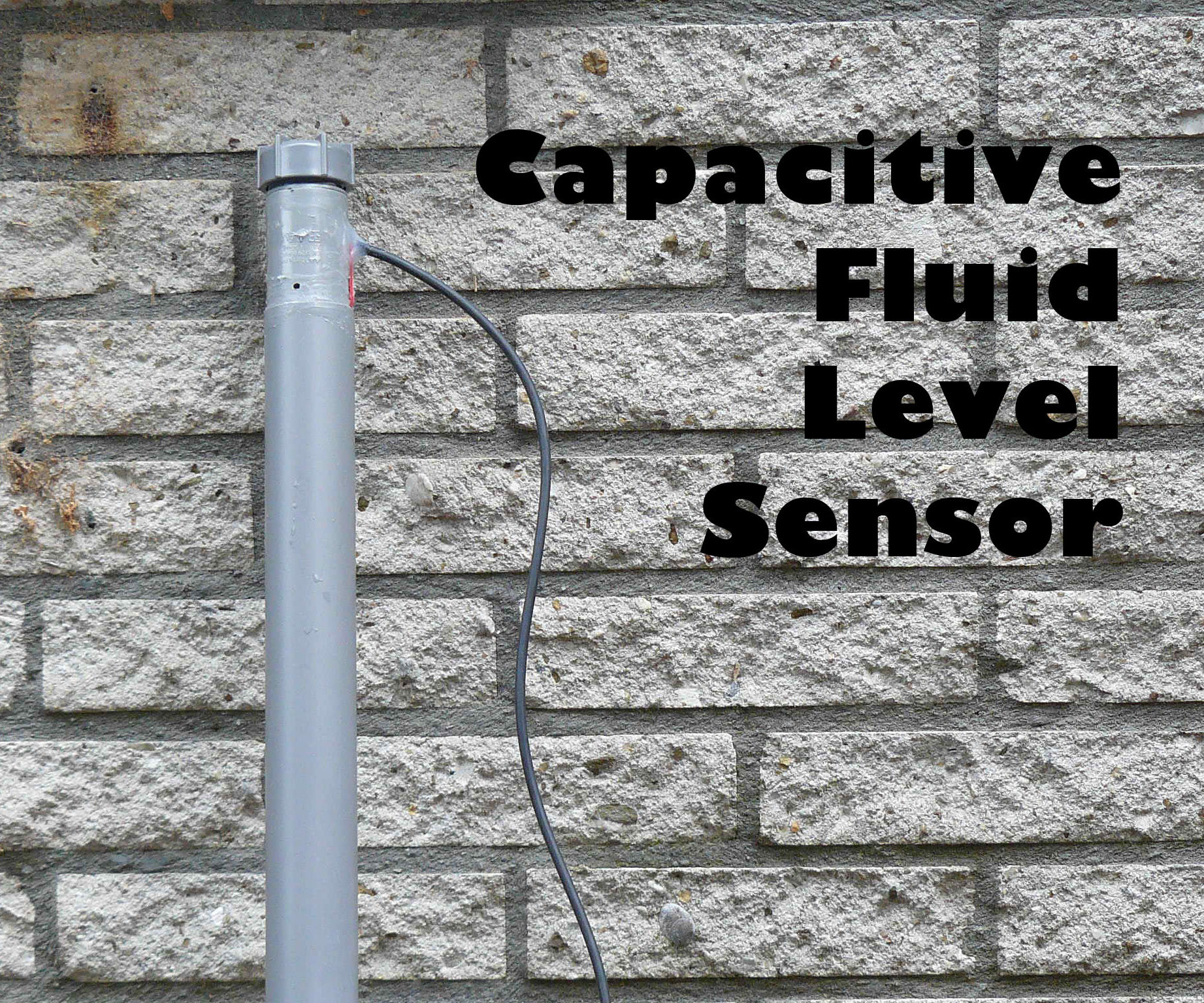 Capacitive Fluid Level Sensor