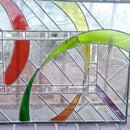 Colored Glass Window