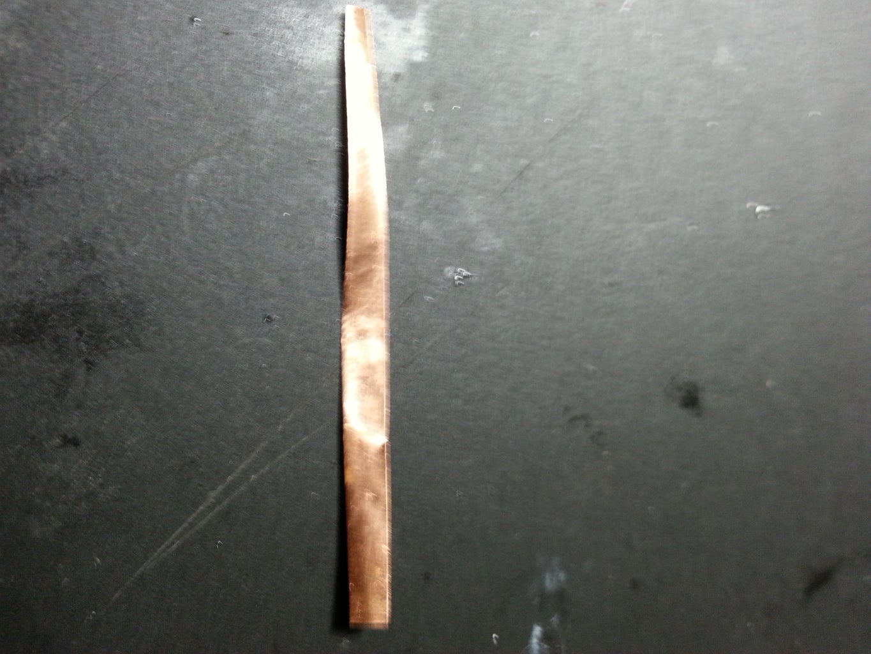 Copper Tab