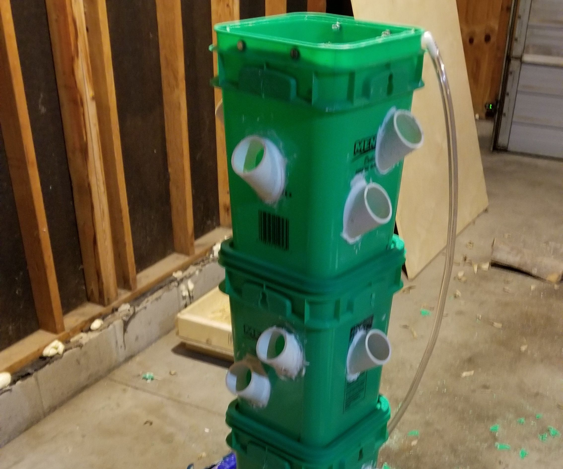 Hydroponic Tower