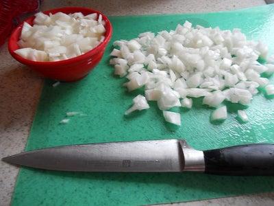 Prepare the Onion