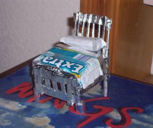 Gum Wrapper Bed