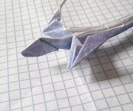 Origami Dragon Pet