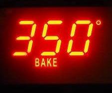 Preheat Oven to 350 Degrees Fahrenheit